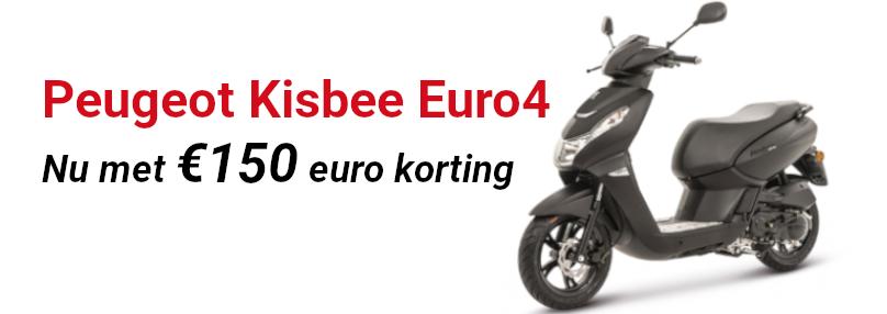 150 euro korting op alle Kisbee's