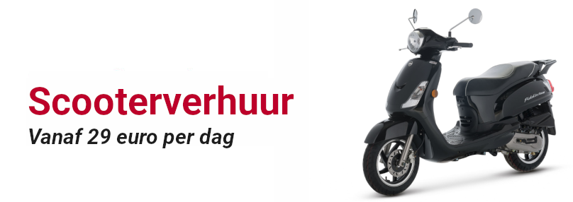 Scooterverhuur